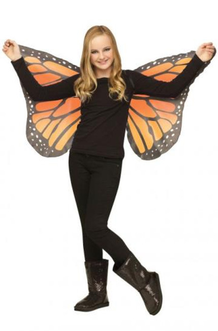 Butterfly Wings child size with finger loops