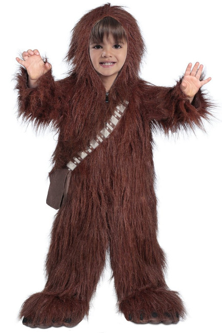 Star Wars Chewbacca premium child costume