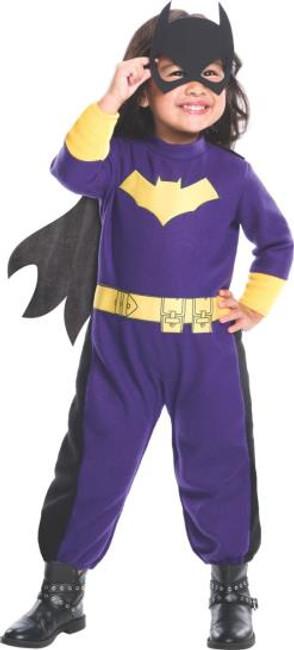 DC Comics Licensed Batgirl Romper