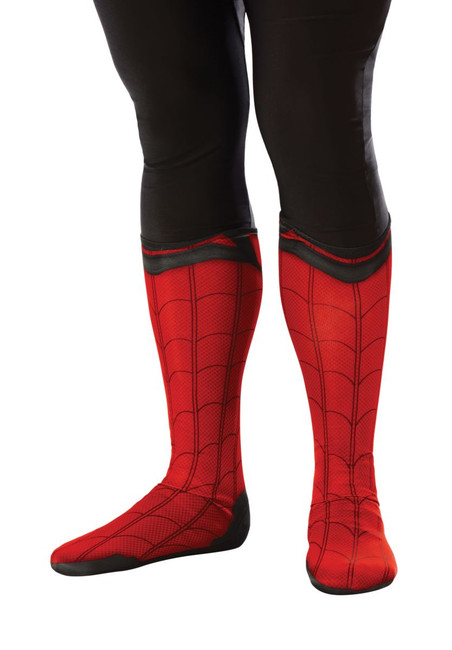 Adult Spider-Man Boot Tops