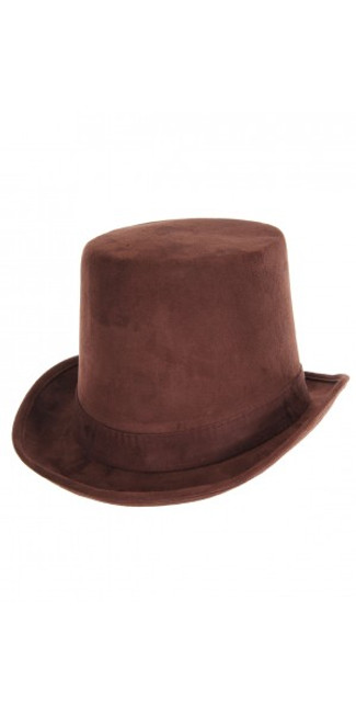 coachman hat dark brown