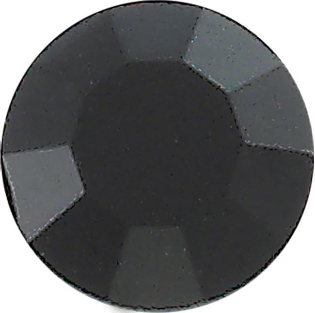 Rhinestone individual bags color black