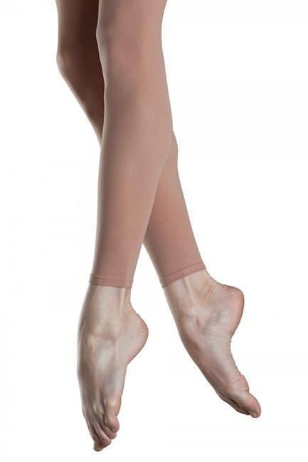 Bloch Endura footless tights