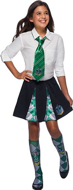 Slytherin Skirt Kids