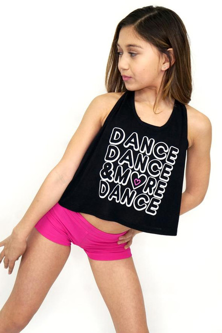 High low tank top Dance and more
