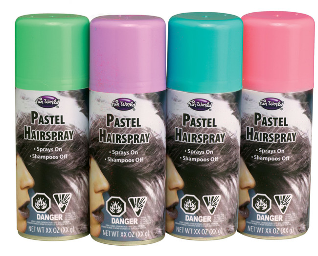 Pastel Hair Spray 2oz