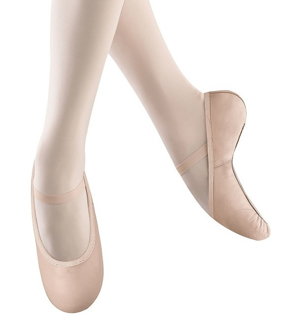 Introducing  The Bloch Belle Full Sole Ballet Pink Shoe