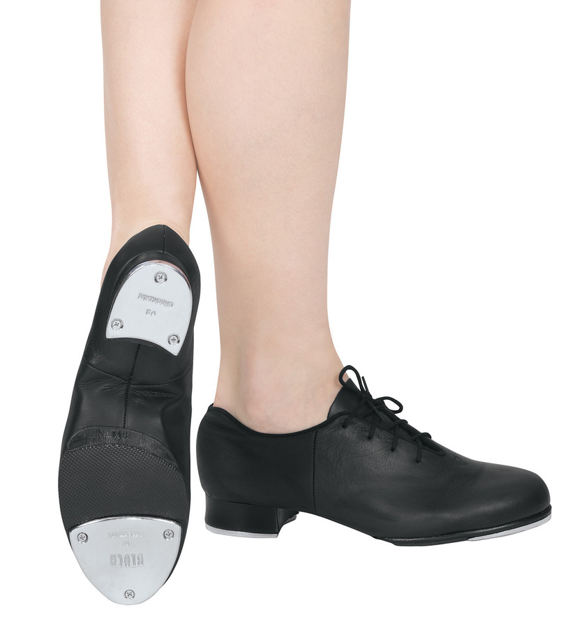 Bloch Ladies Black Tap Flex Split Sole