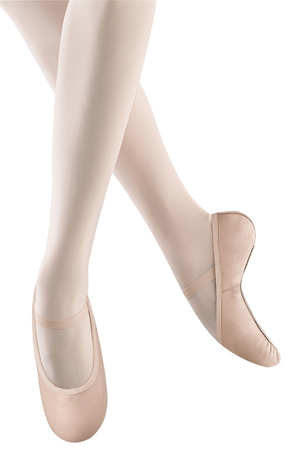 Bloch Belle Full Sole Ballet Pink Shoe