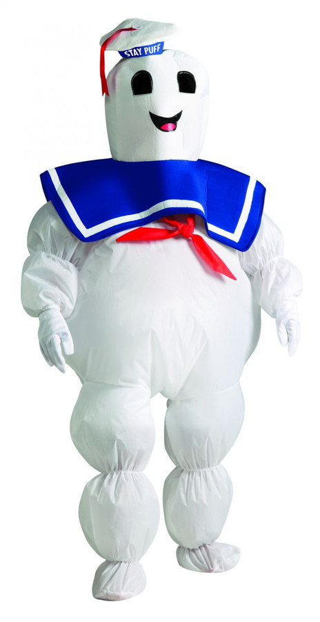 Ghostbusters Licensed Inflatable Stay Puft Marshmallow Man