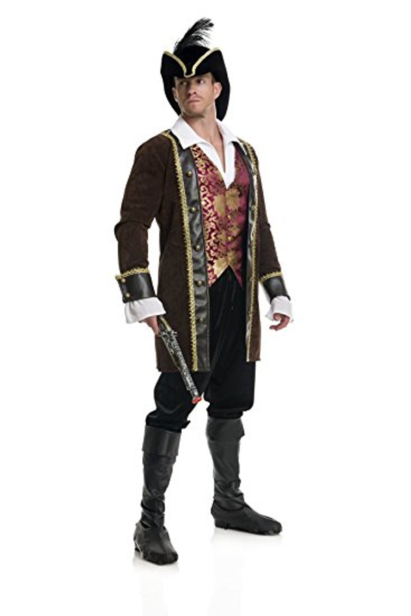 Pirate Pete Adult Costume