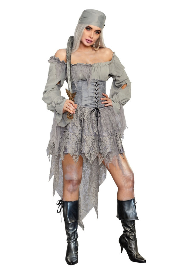 Pirate Ghost Adult Costume