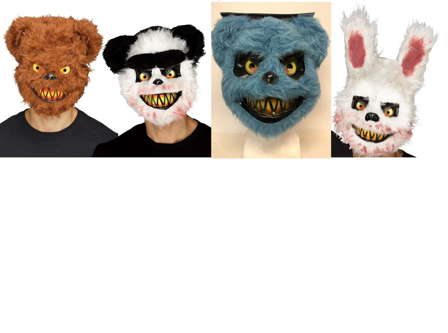 Killer Critter Animal Mask Assortment 4 different Styles to chose from