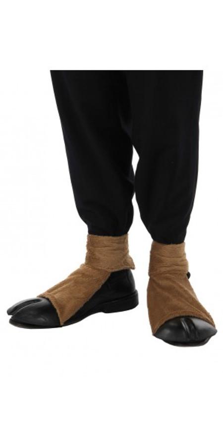 Deer Back Hooves Shoe Covers