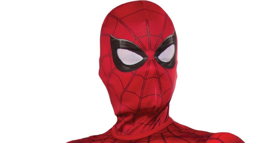 Spidermans kids mask