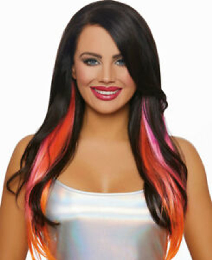 """Long Straight Layered 24"""" Hair Extension"""
