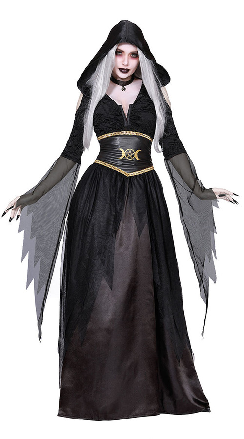 Dreamgirls Pagan Witch Ladies Costume