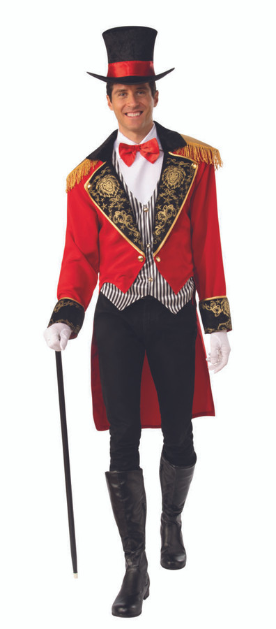 Ringmaster Mens Costume