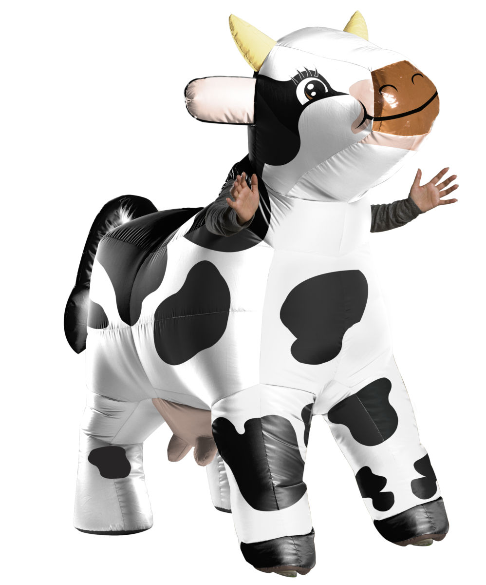 Moo Moo the Cow Inflatable Costume