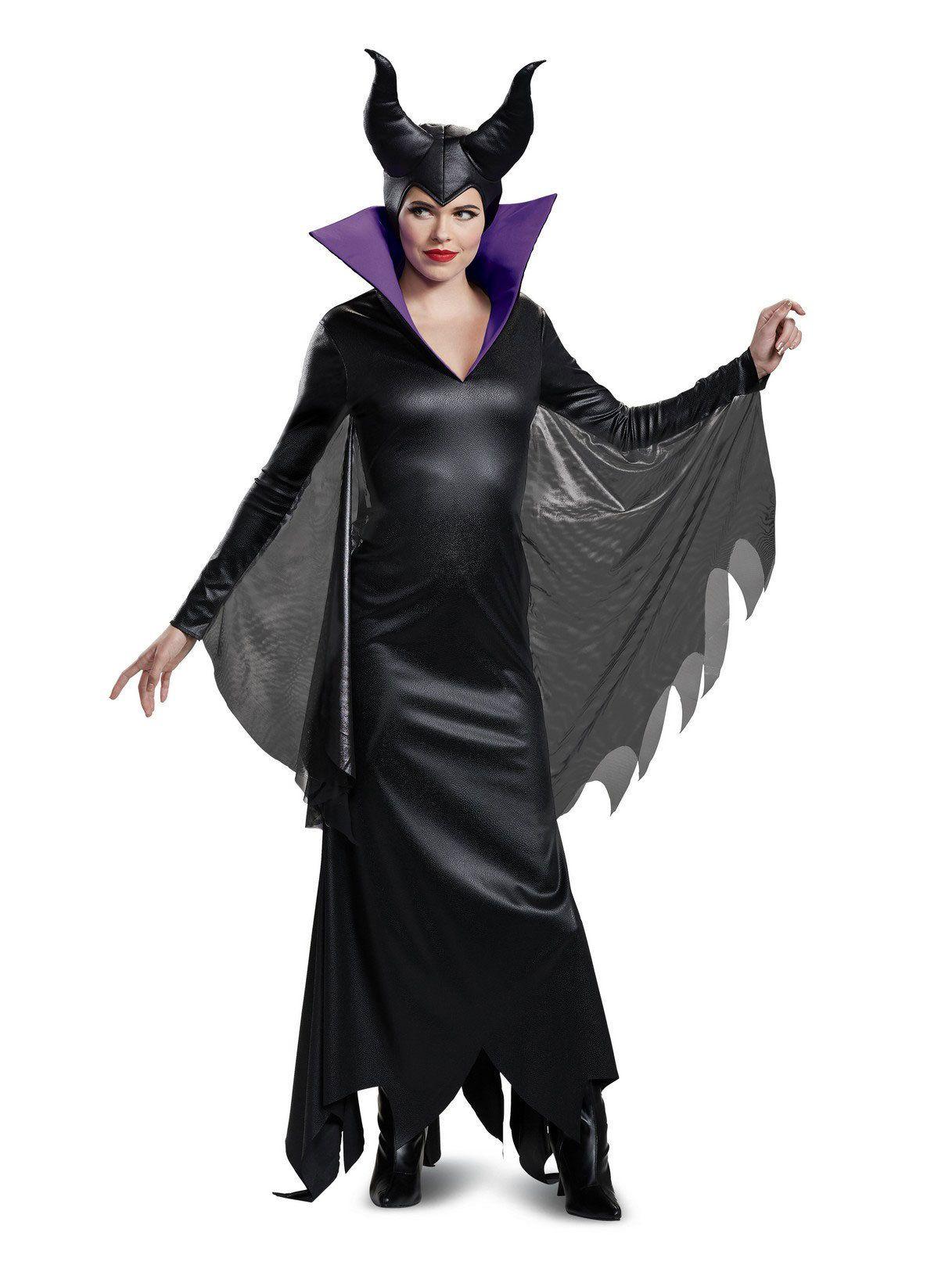 Disney Maleficent Deluxe Adult Licensed Costume