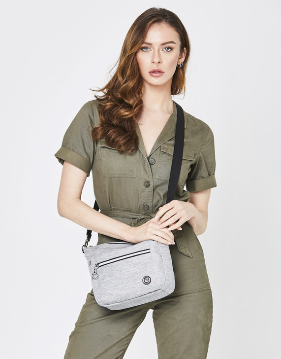Crossbody - Metis Crossbody Model Ocean Gray