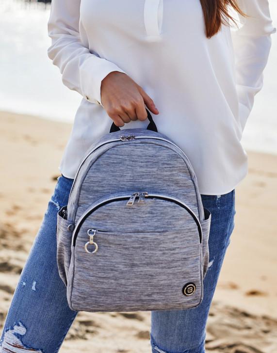Backpack - Miller Backpack Model Ocean Gray