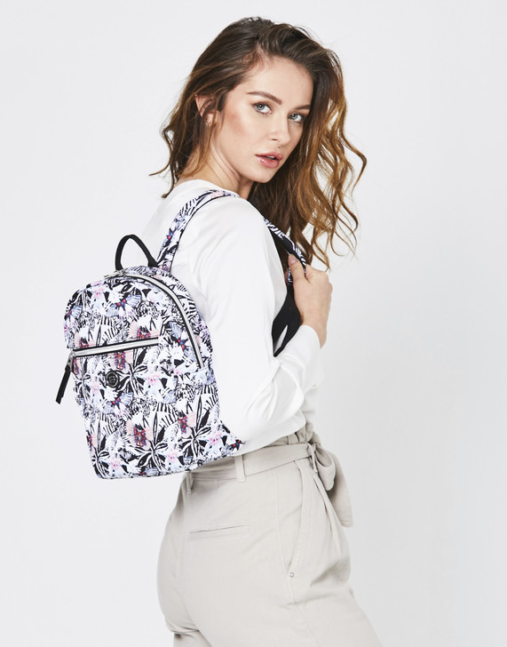 Backpack - Monarch Backpack Model Butterfly Black