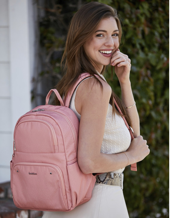 Backpack - Hanalei Backpack Model Clay Pink