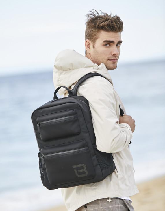 Backpack - Alan Backpack Model Black