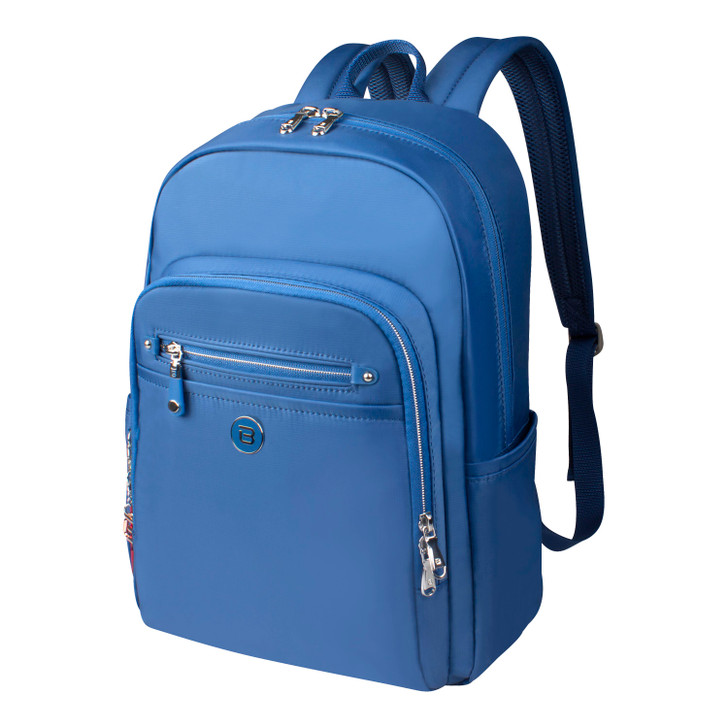 Backpack - Ingleside Backpack Angled Seashore Blue