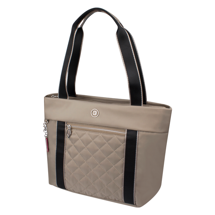 Eddy Quilted Tote