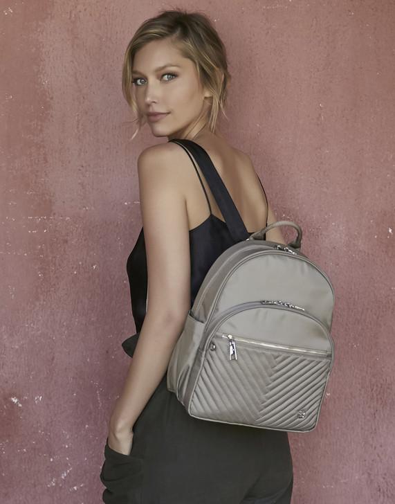 Backpack - Moulton Backpack Model Cinder Gray