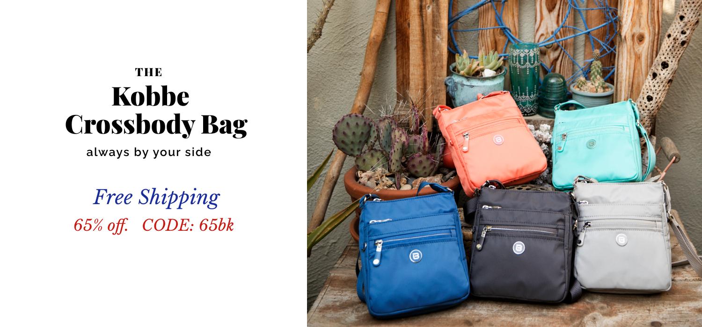 beside-u BNUA140-2G1 Kobbe Cool Magenta crossboody purses fashion handbags designer bags product banner