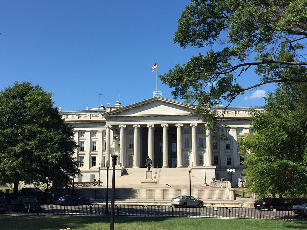 Federal Treasury Department