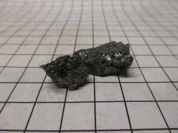 Crystalline Boron (Larger sample)