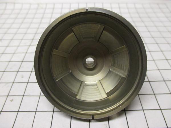 Beryllium (Hemispherical detail)