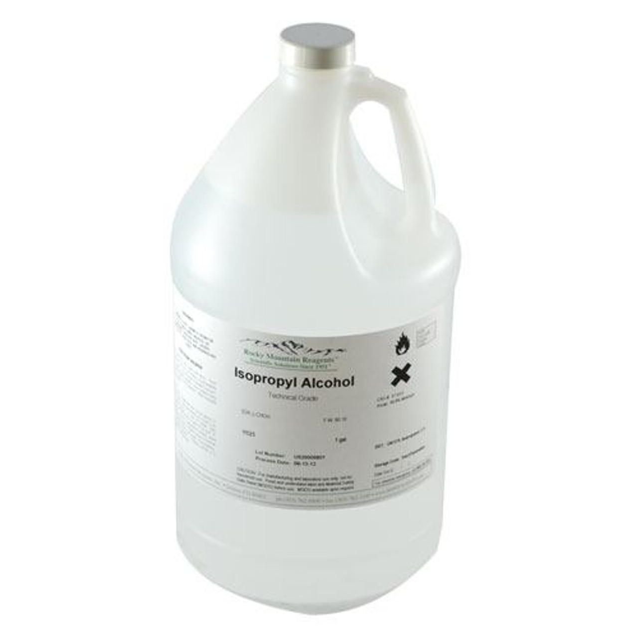 99 Percent Isopropyl Alcohol - 1 Gallon Jug