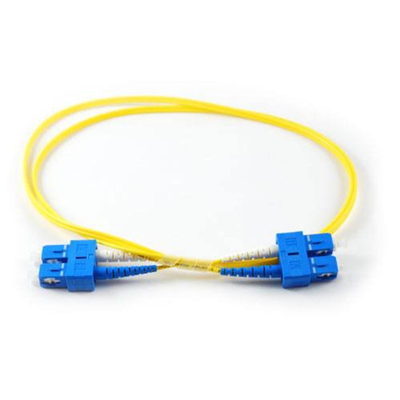 SC/UPC - SC/UPC Singlemode Duplex Patch Cable