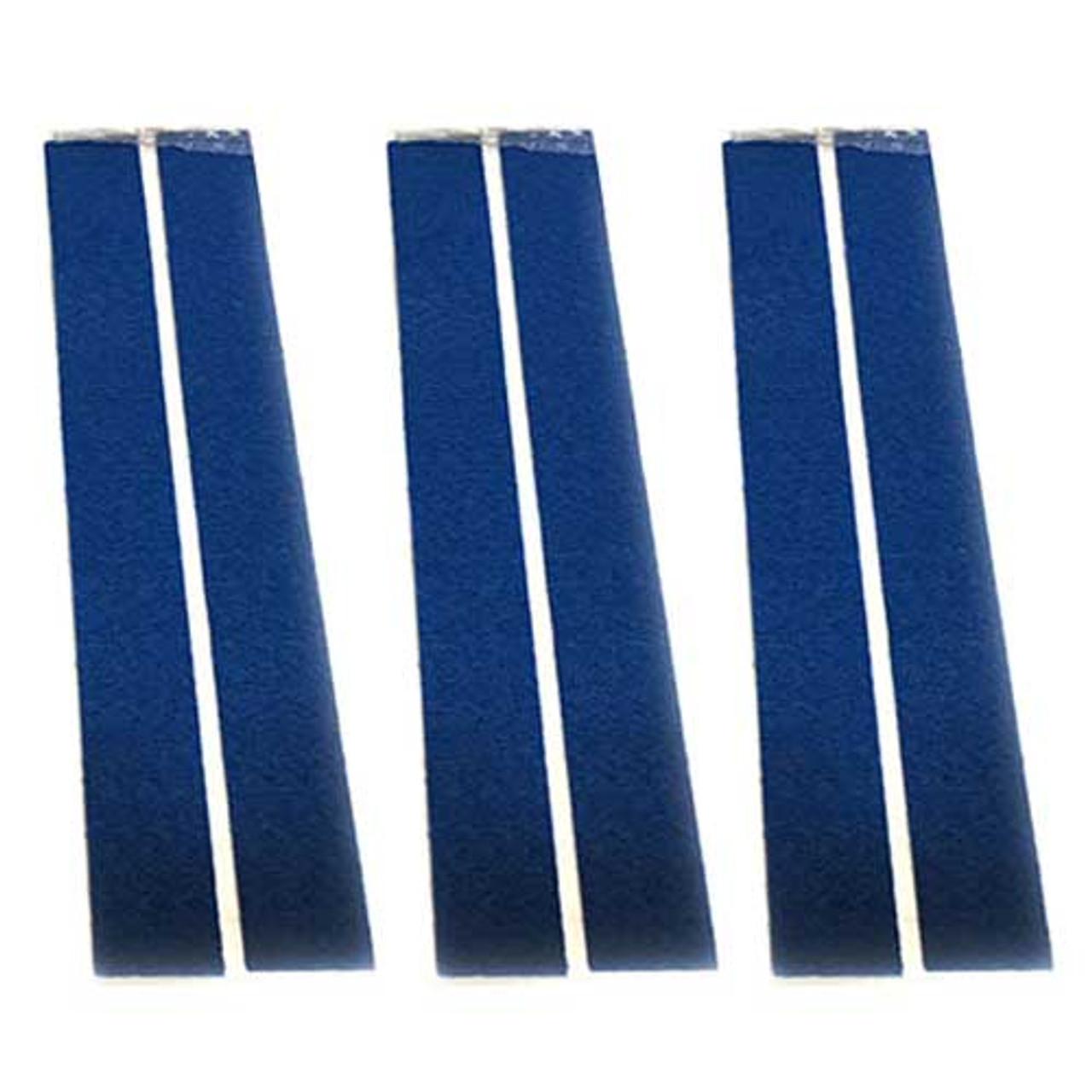 PLP  Blue Felt Strips - 6 Pack - 8003490
