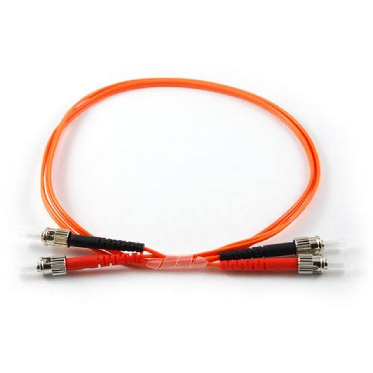Multimode OM1 62.5um Duplex Patch Cables