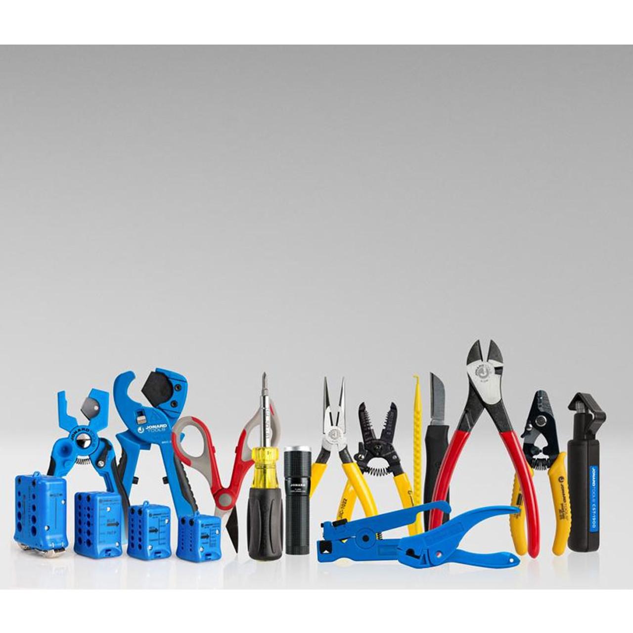 Jonard Advanced Fiber Prep Kit - TK-179