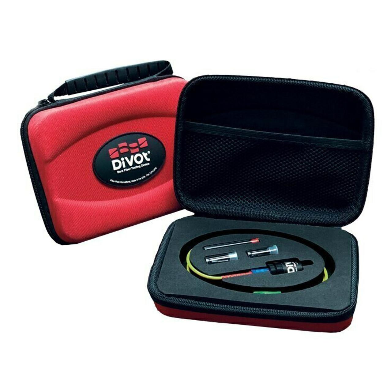 SC/APC Divot® Bare Fiber Testing Device Singlemode - DVT-S5