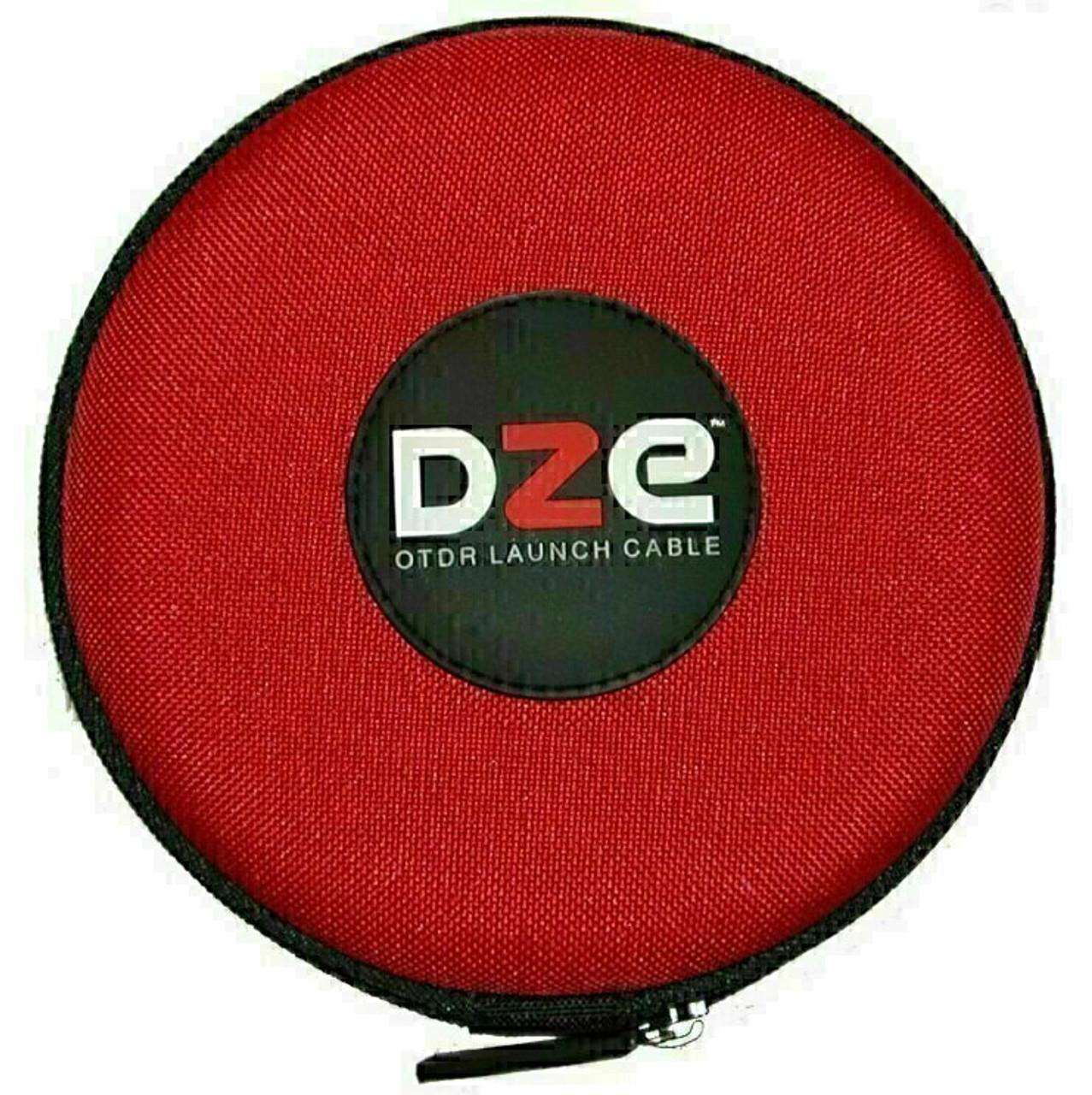 LC/UPC - ST Series 3 DZE OTDR Launch Cable, 150 Meter Singlemode D372-S150