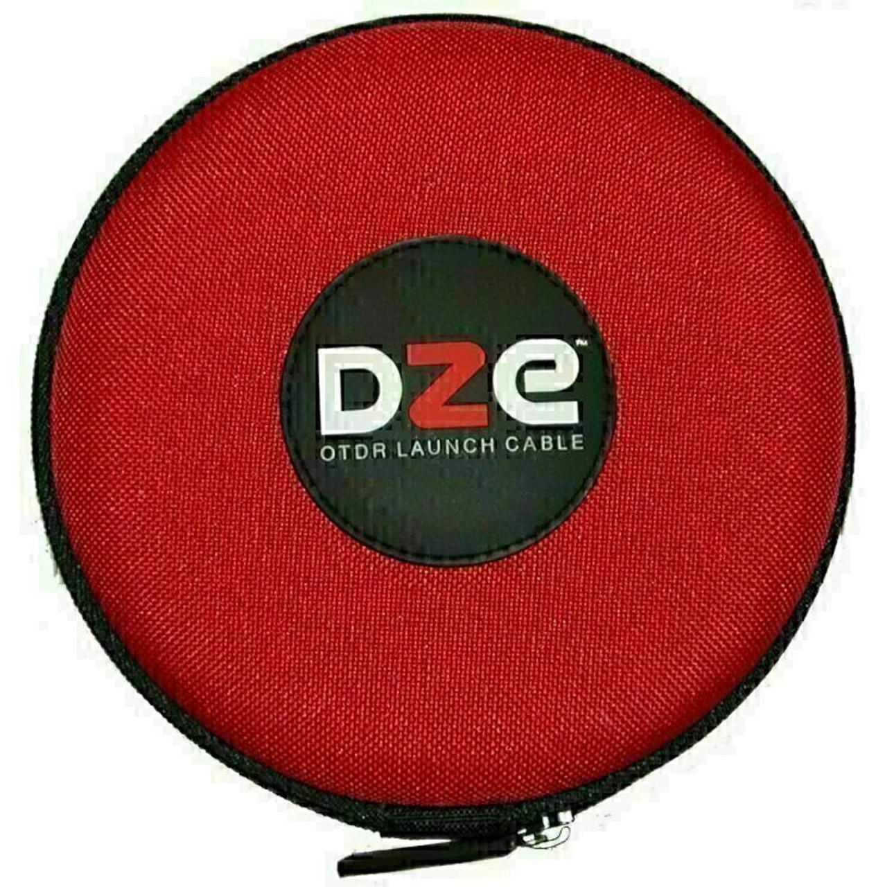 SC/APC - ST Series 3 DZE OTDR Launch Cable, 150 Meter Singlemode D352-S150