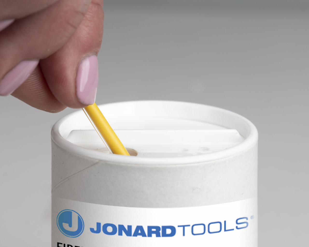 Jonard - Fiber Scraps Disposal Can - FDC-66