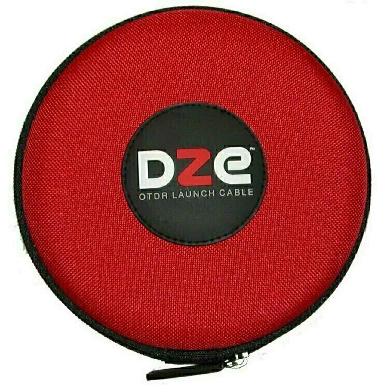 LC/UPC - SC/UPC Series 3 DZE OTDR Launch Cable, 1km, 1000 Meter Singlemode D337-S1000