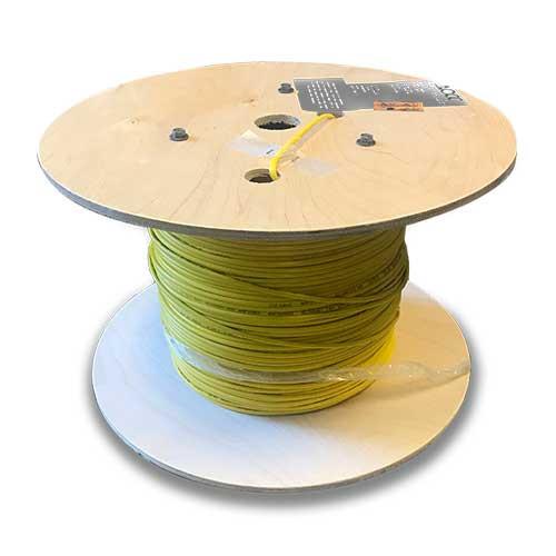 OCC Singlemode Indoor/Outdoor Cable Plenum - Yellow - Bulk
