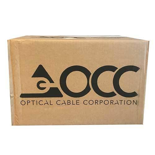 OCC Multimode 62.5um OM1 Indoor/Outdoor Cable Plenum - Orange - Bulk