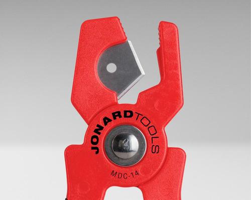 Jonard Micro Duct Cutter - MDC-14
