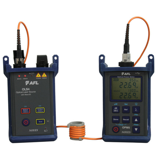 Noyes SMLP5-5 Single-mode/Multimode Loss Test Kit